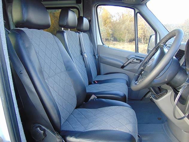 Mercedes Benz Sprinter - Race Van | Automatic Transmission