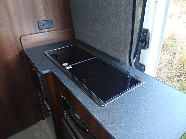 Mercedes Benz Sprinter - Camper | Fully fitted kitchen