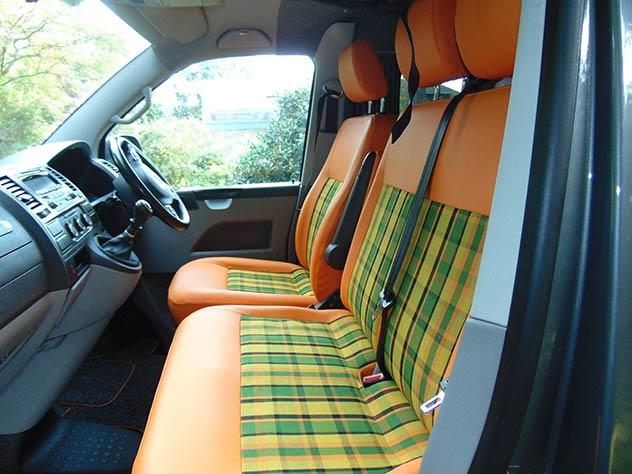 Volkswagen Transporter T5 – Camper 2 Full Leather Seats