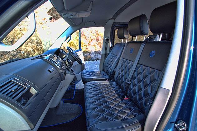 Volkswagen Transporter T5 - Kombi Automatic Transmission