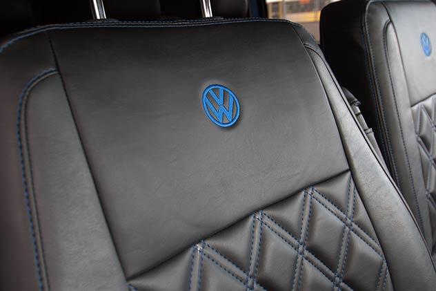 Volkswagen Transporter T5 - Kombi Multi-function display