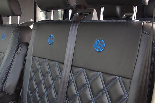 Volkswagen Transporter T5 - Kombi Reversing Sensors