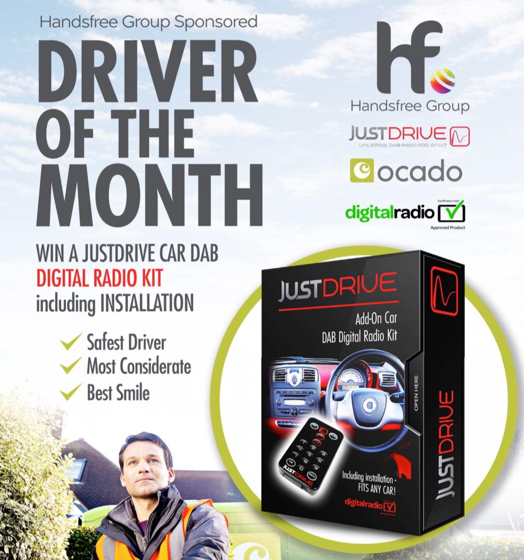 Driver of The Month