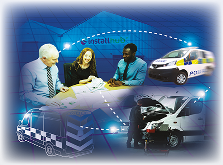 We are a total solution provider customising vehicle communication and safety solutions for emergency services clients from project management to aftercare support and all that's in between