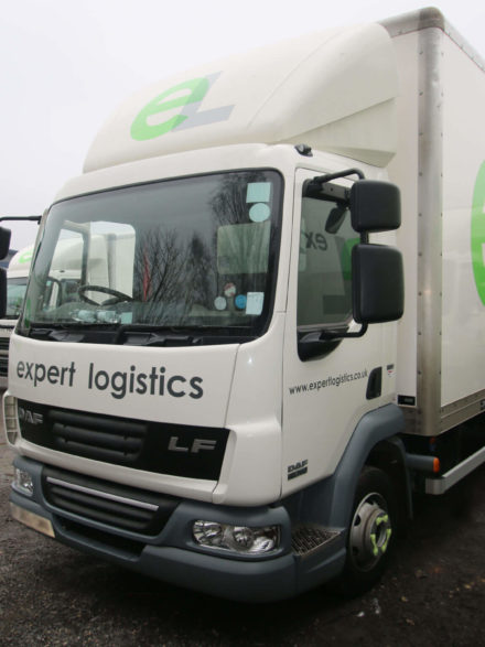 DAF LF Truck Expert Logistics