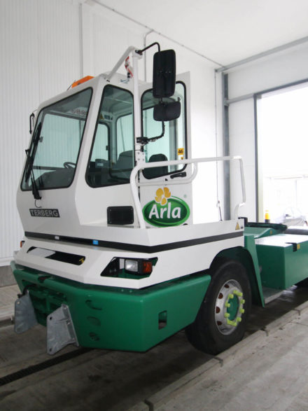 Arla Electric Vehicle