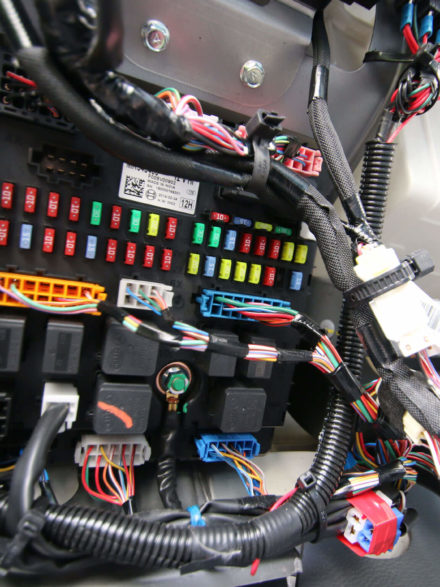 Electrical Vehicle Installation