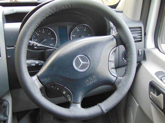 Mercedes Benz Sprinter - Race Van | Multi-Function Display