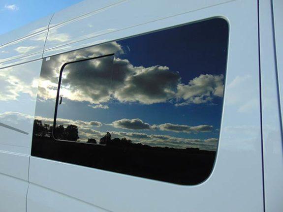 Mercedes Benz Sprinter - Camper | Privacy glass*