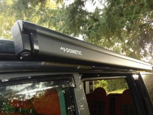 Volkswagen Transporter T5 – Camper Solar panel