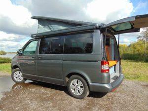 Volkswagen Transporter T5 – Camper | Colour coded bumpers, mirror & door handles*