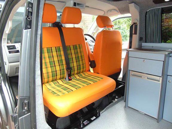 Volkswagen Transporter T5 – Camper Toilet