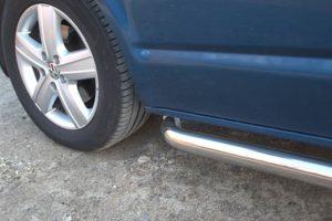 Volkswagen Transporter T5 - Kombi Privacy glass* & chrome rails