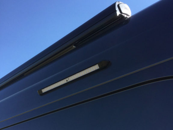 Merc Sprinter - Sports Tourer | Awning LED lights x 2