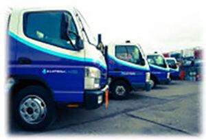 Eastern Gases trucks